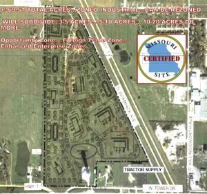 1700 South Wommack Avenue, Bolivar, MO 65613