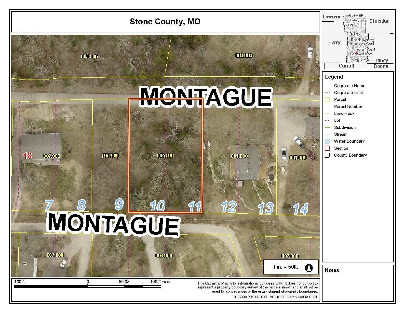 000 Montague Lane