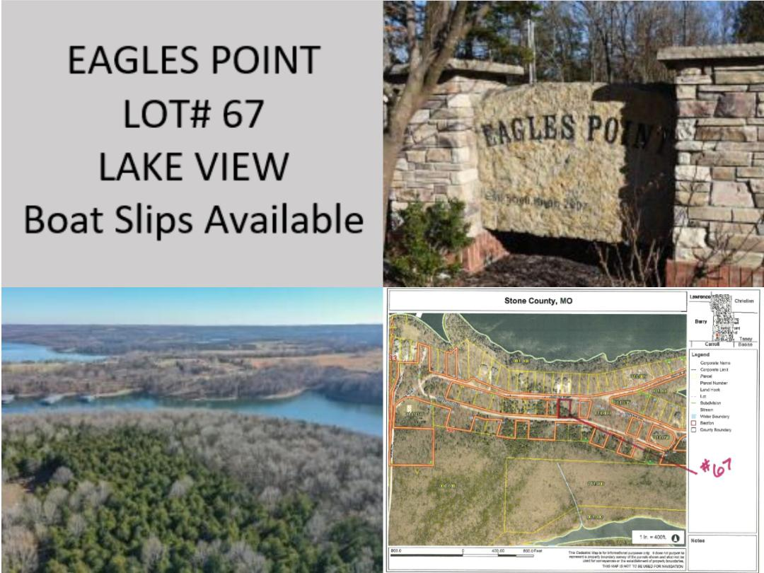 Tbd Lot 67 Eagles Point