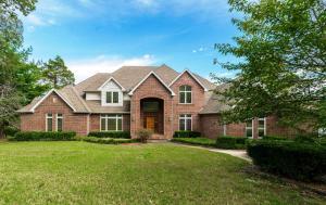 Elegant brick home in River Bluff