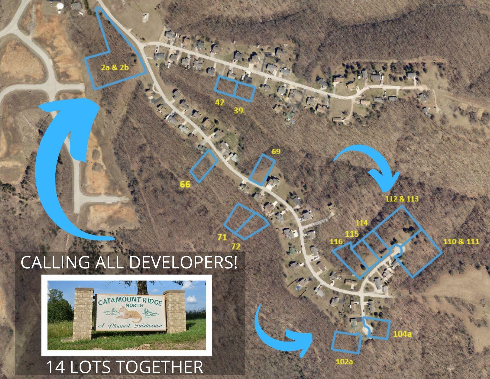 000 Lots Catamount Ridge North Branson West, MO 65737