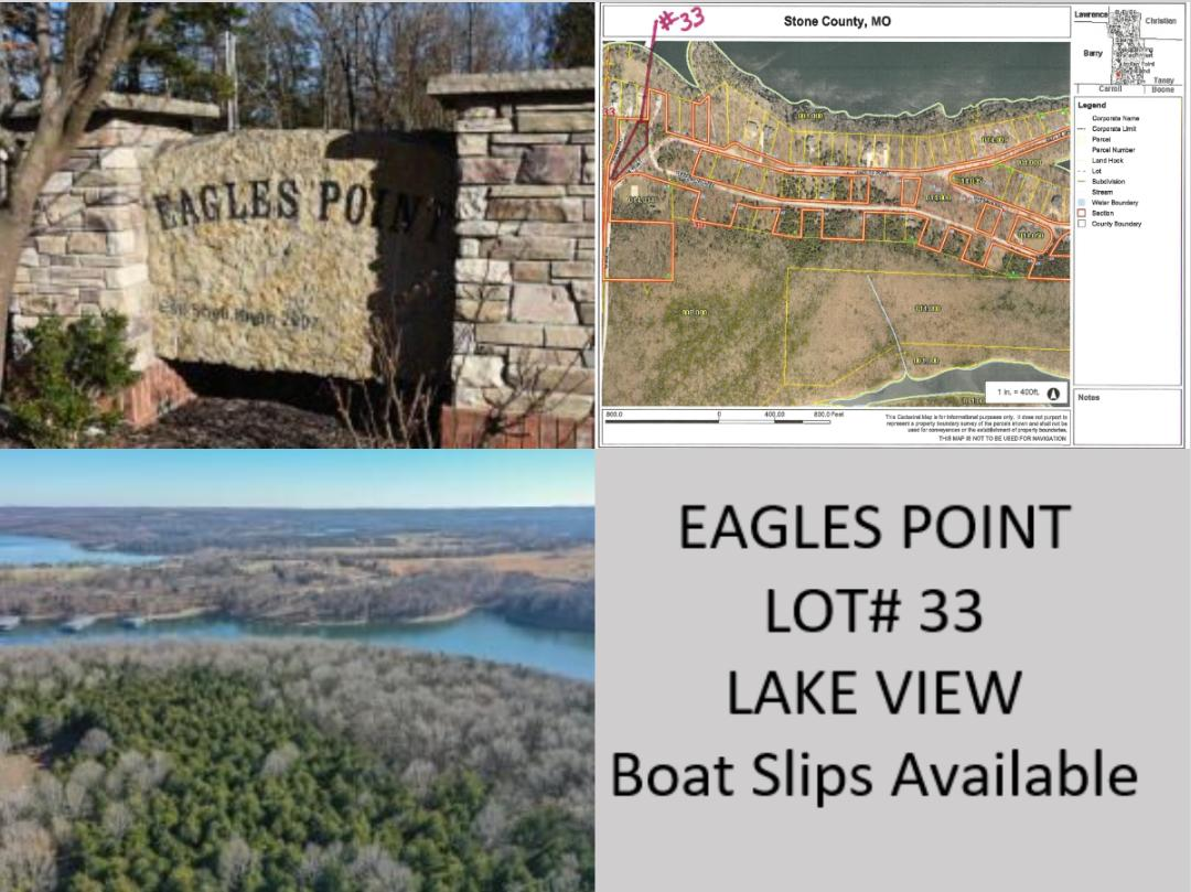 Tbd Lot 33 Eagles Point