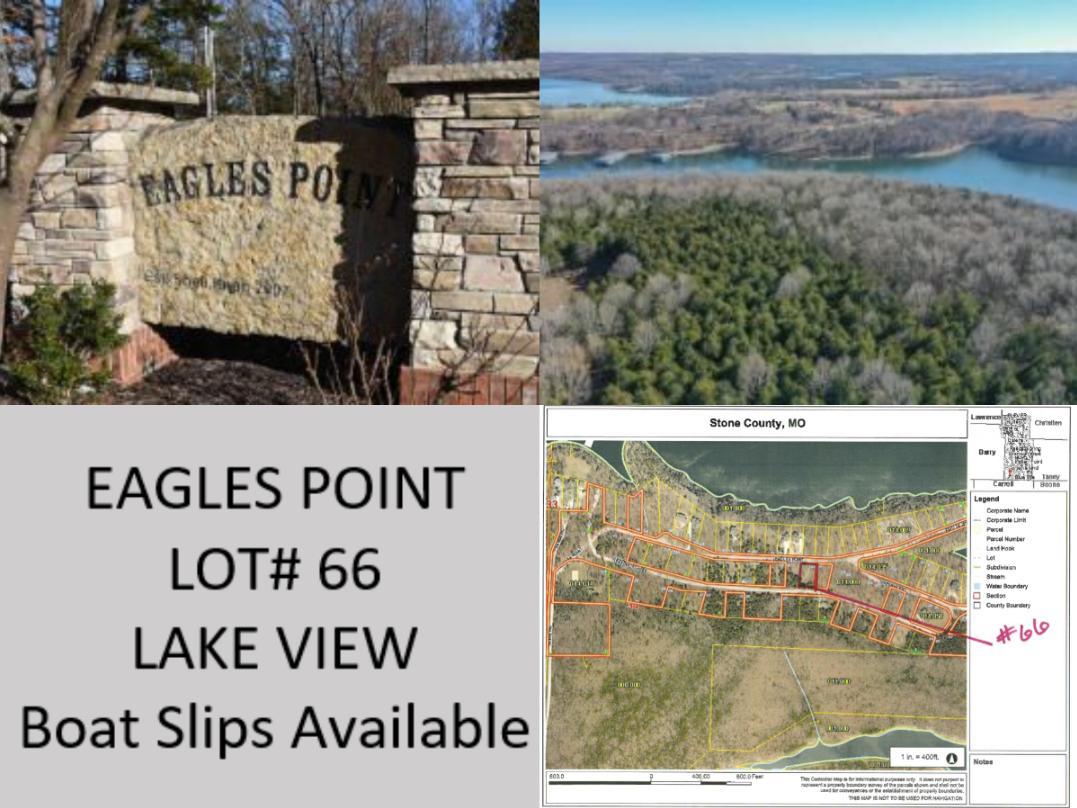 Tbd Lot 66 Eagles Point Shell Knob, MO 65747