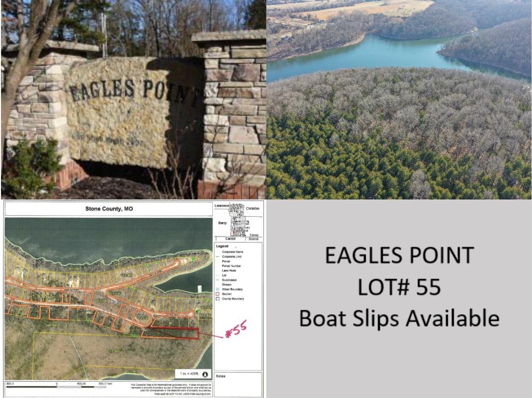 Tbd Lot 55 Eagles Point