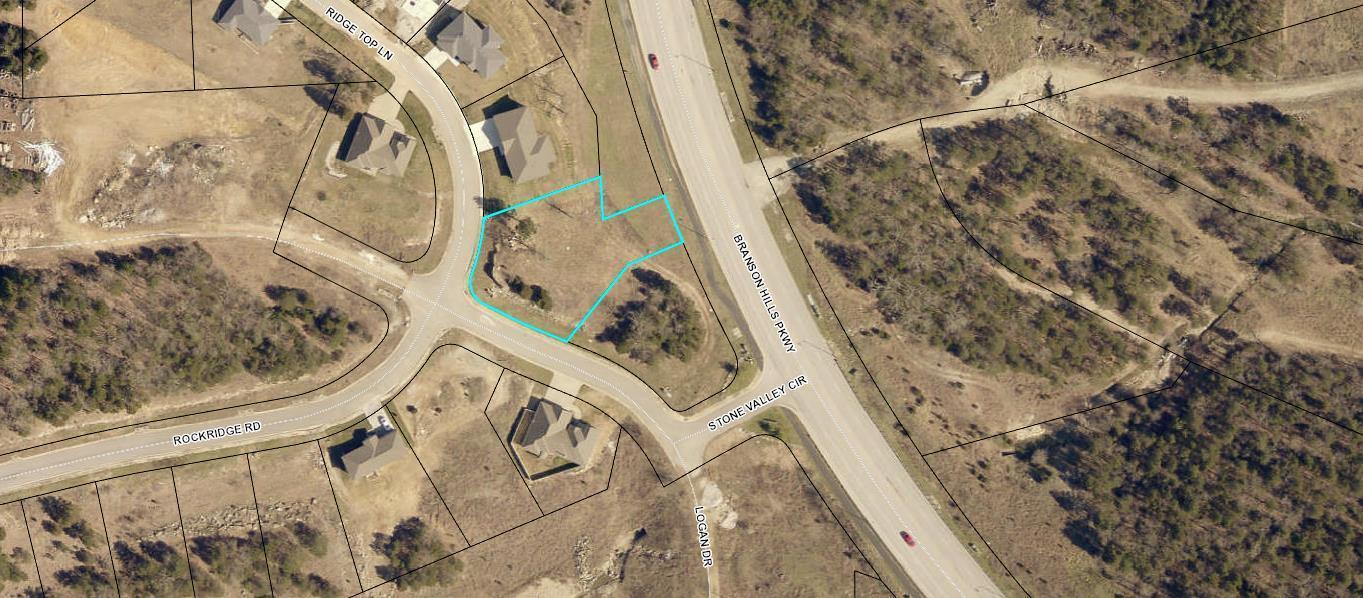 Lot 105 Stone Valley Estates Branson, MO 65616