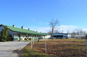 Barn areas