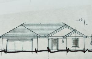 Front View- fronts will have either