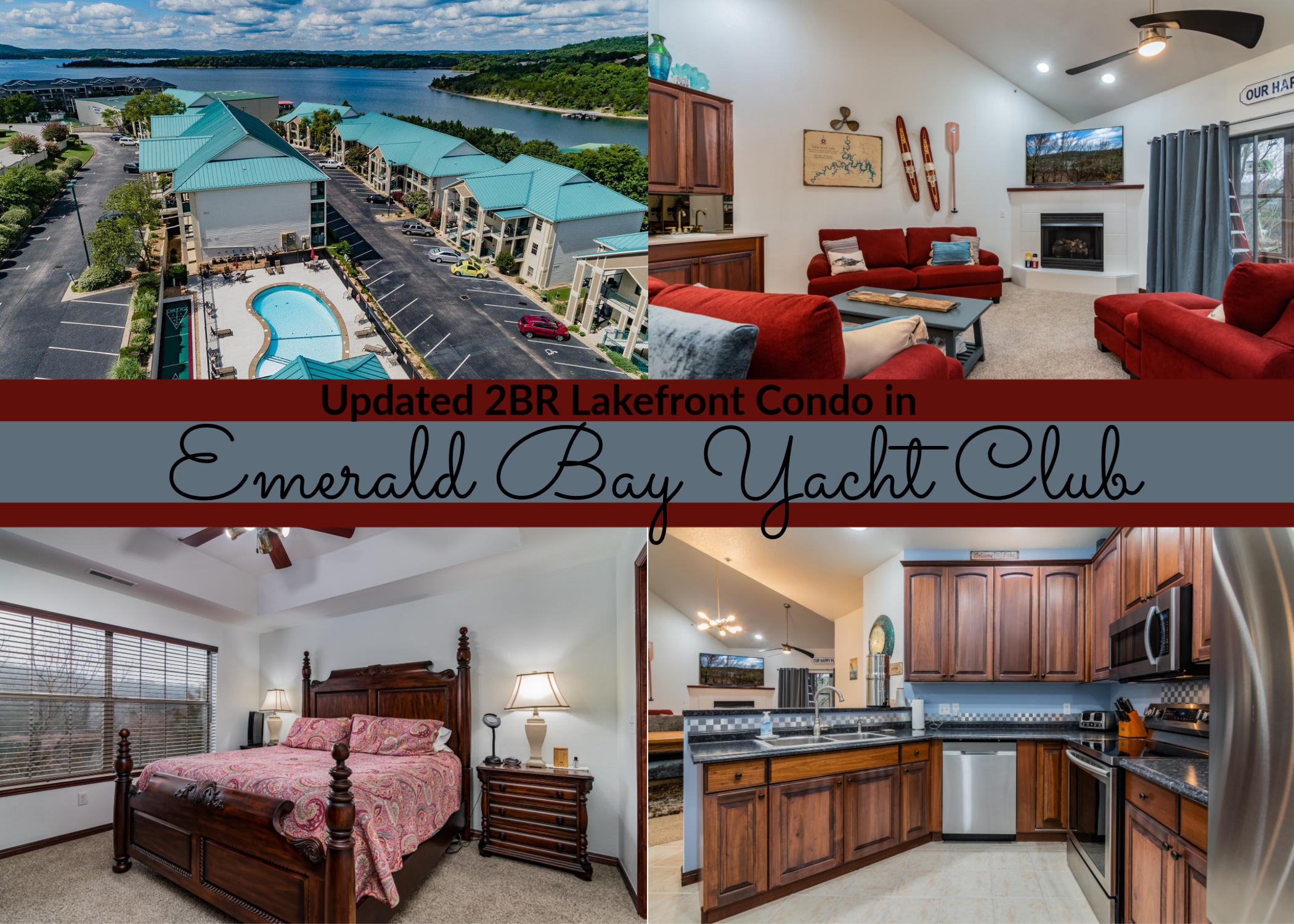 235 Lower Emerald Bay Circle Unit 6 Hollister, MO 65672