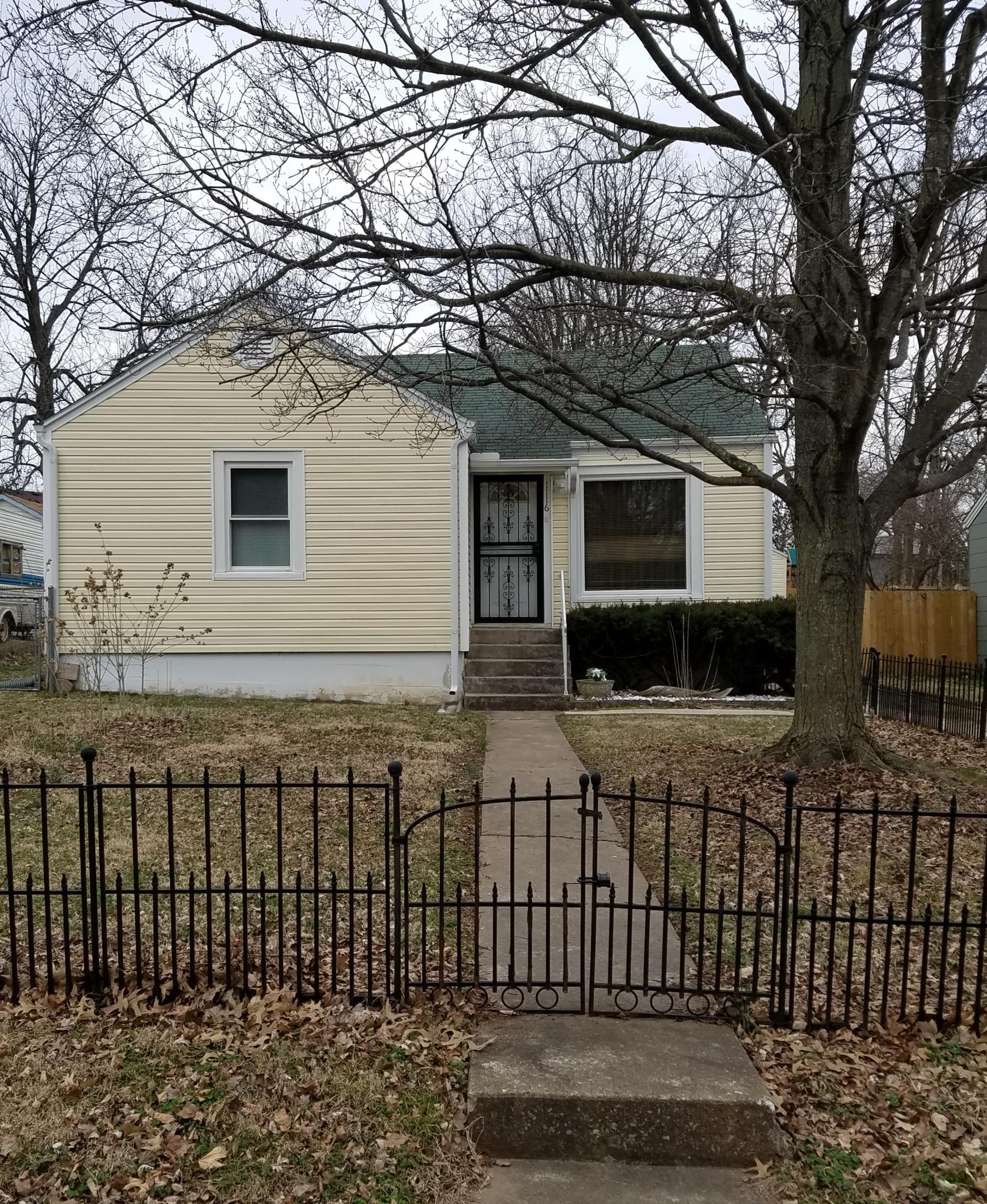 1116 South Thelma Avenue Springfield, MO 65807