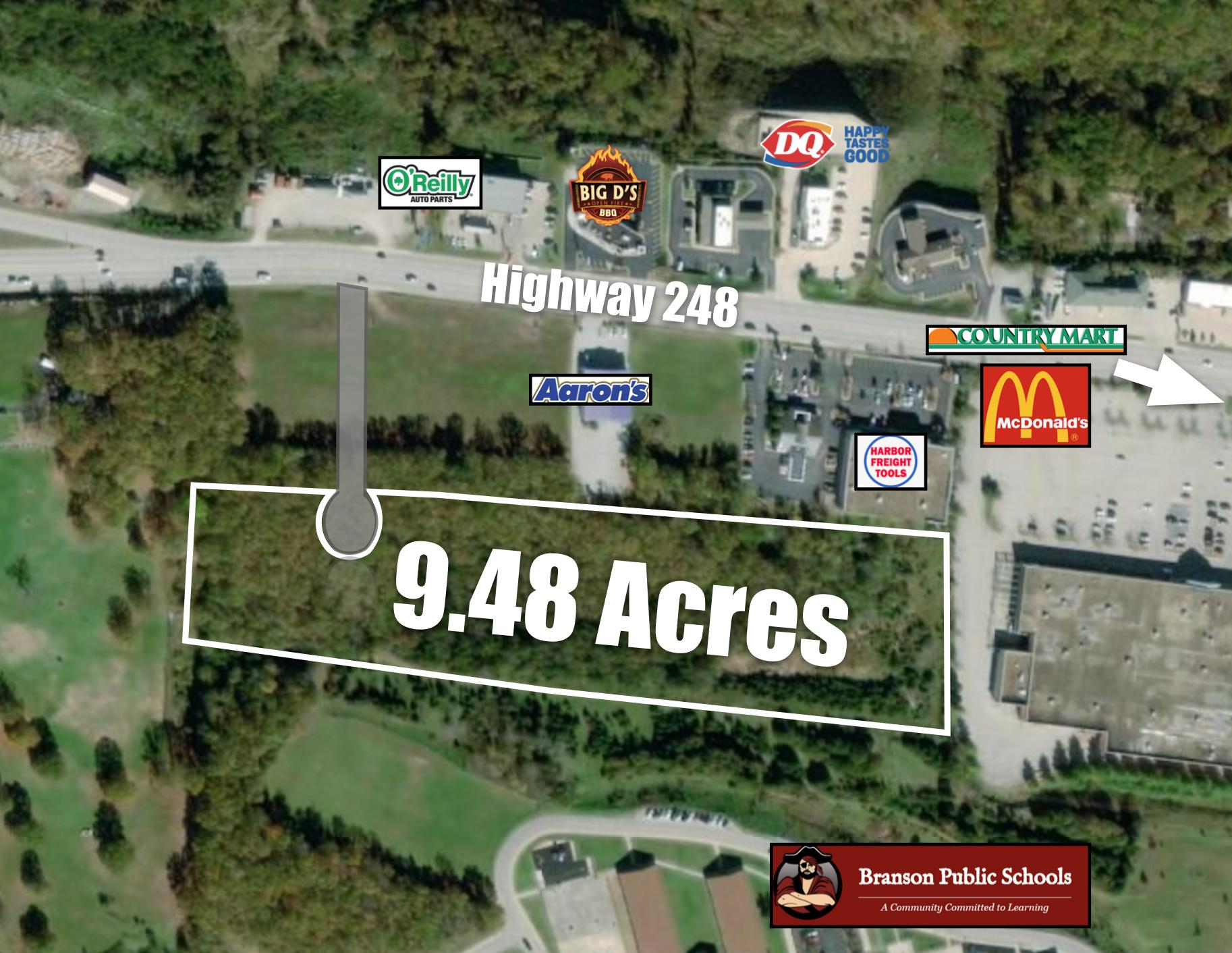 Lot 5 State Hwy Branson, MO 65616