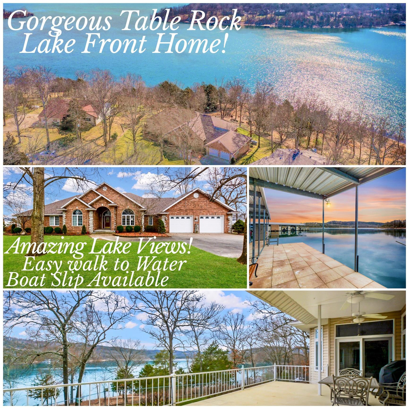 163 South Lakeshore Drive Blue Eye, MO 65611