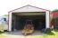 2+ car detached garage