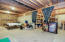 Large unfinished basement Store Room