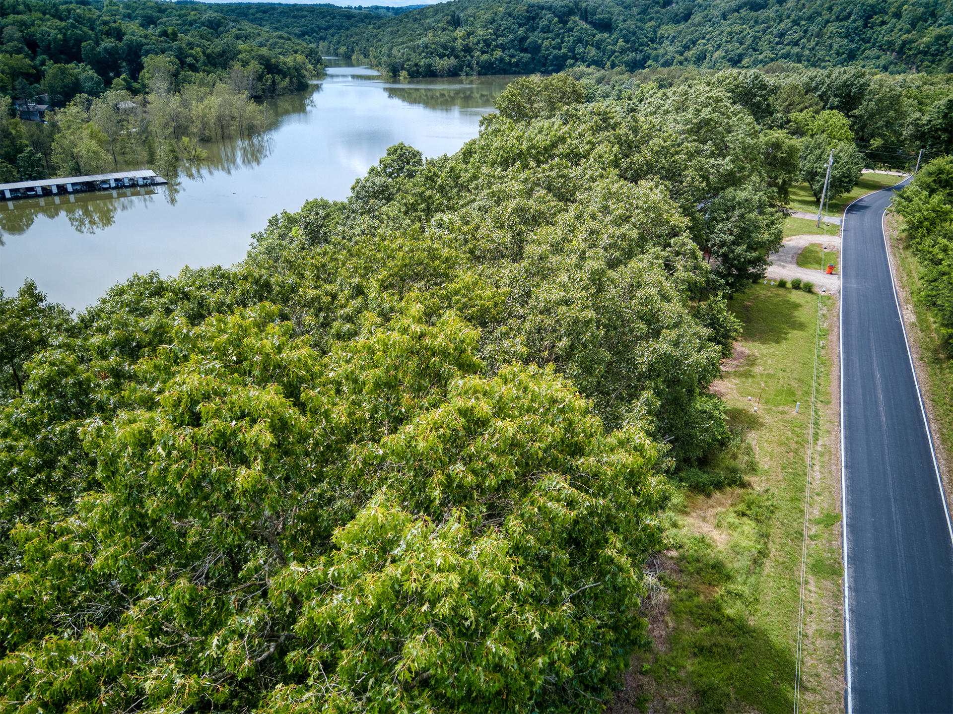 Lot Kings River Beach Shell Knob, MO 65747