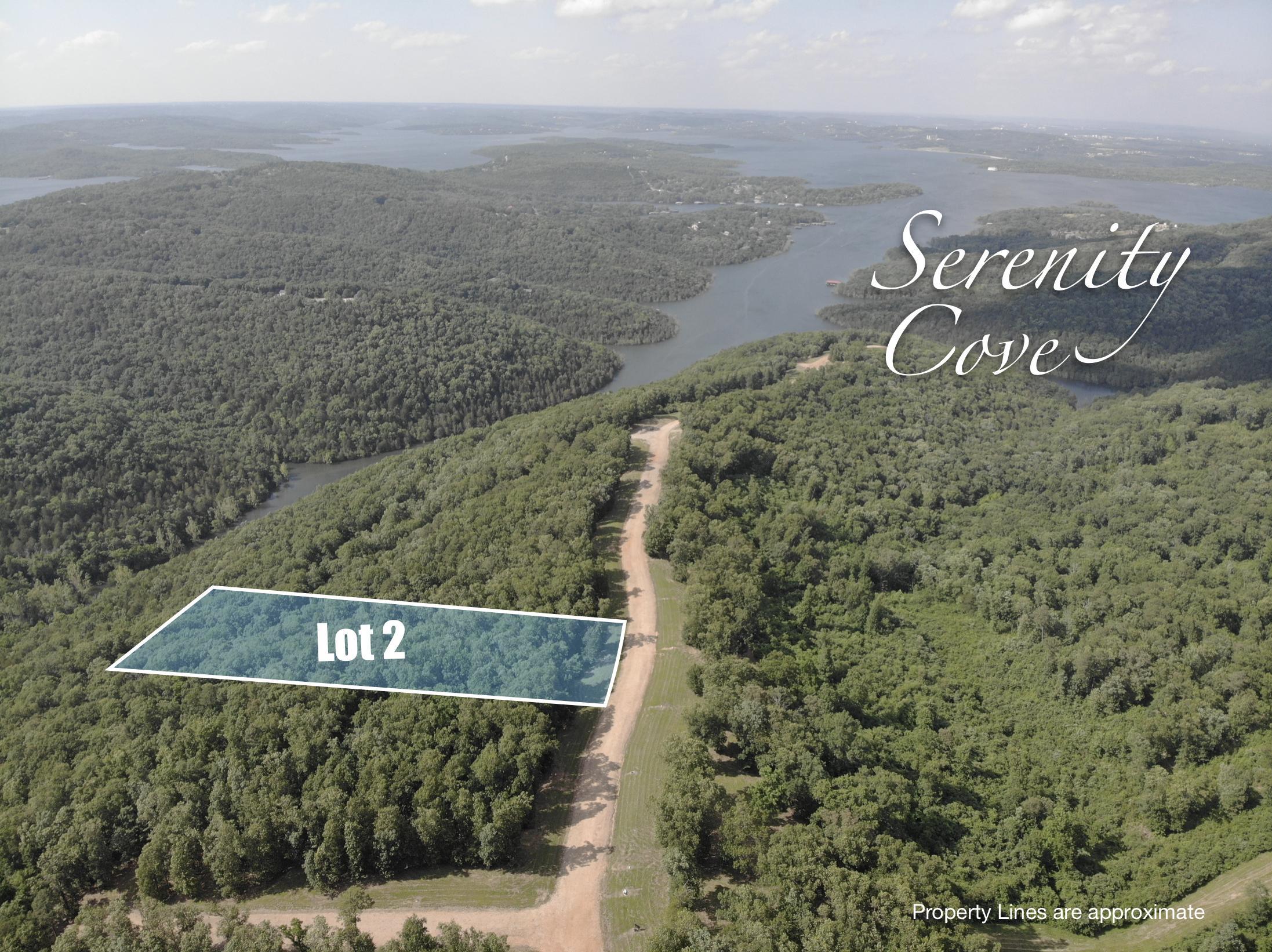 Lot 2 Serenity Cove Drive Blue Eye, MO 65611