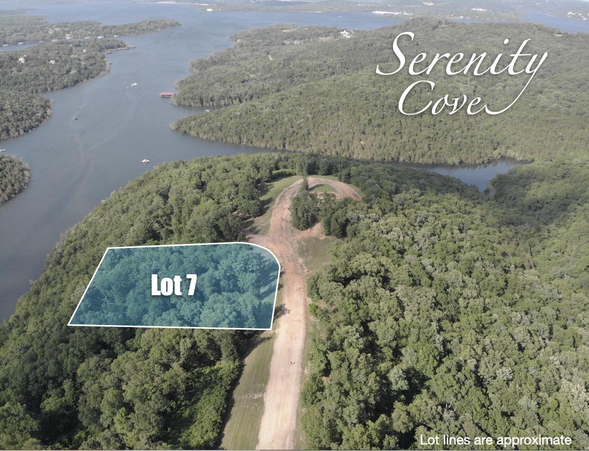 Lot 7 Serenity Cove Drive Blue Eye, MO 65611