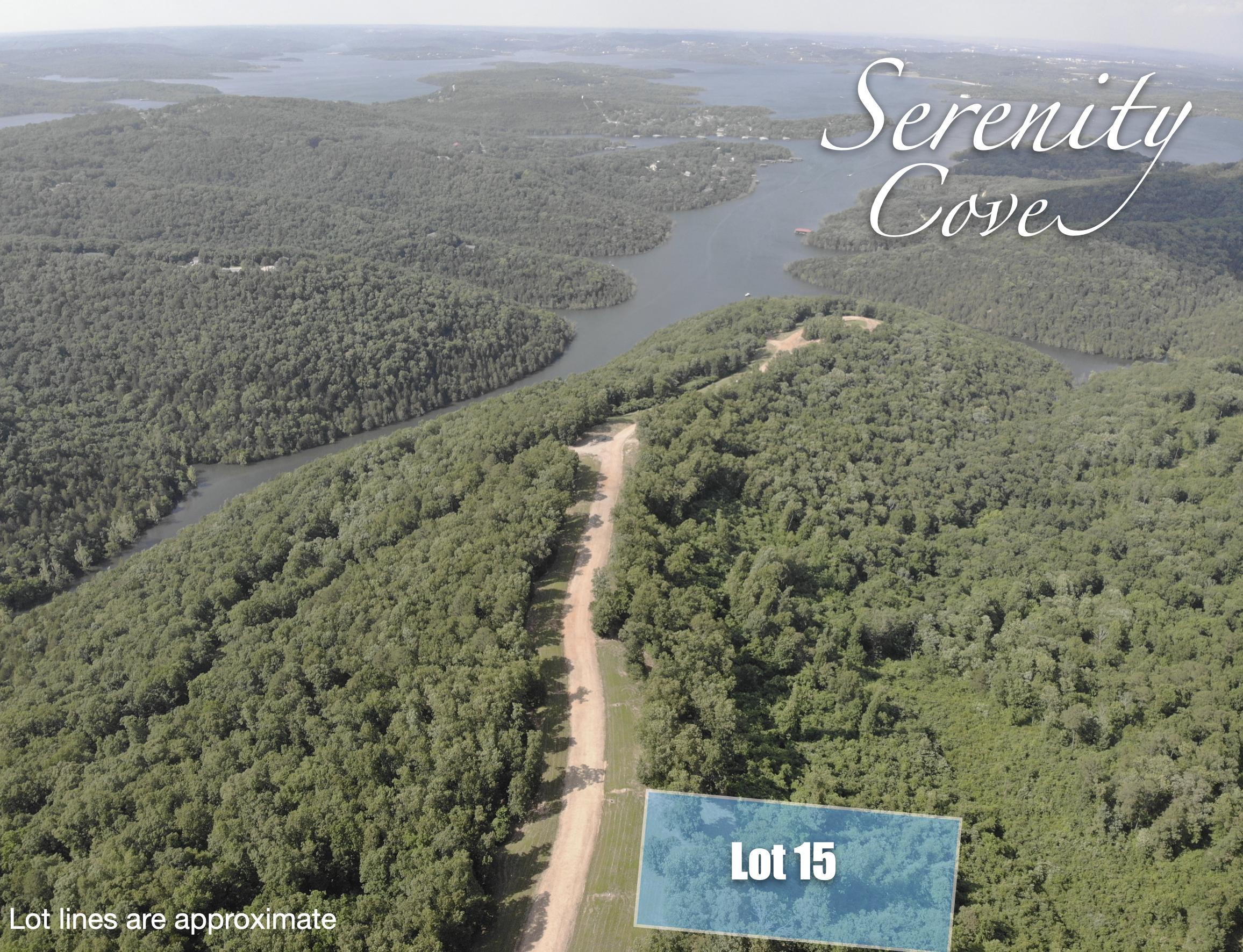 Lot 15 Serenity Cove Drive Blue Eye, MO 65611