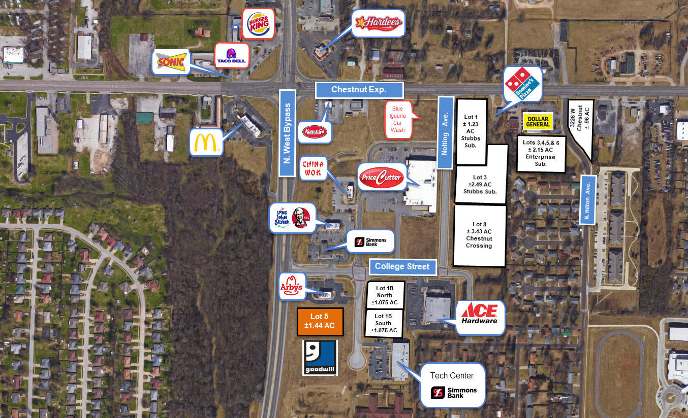 250a North West Bypass, Lot Springfield, MO 65802