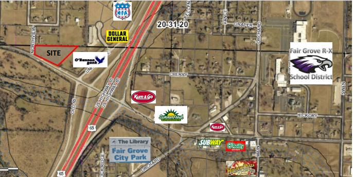 425 West Old Mill Road Fair Grove, MO 65648