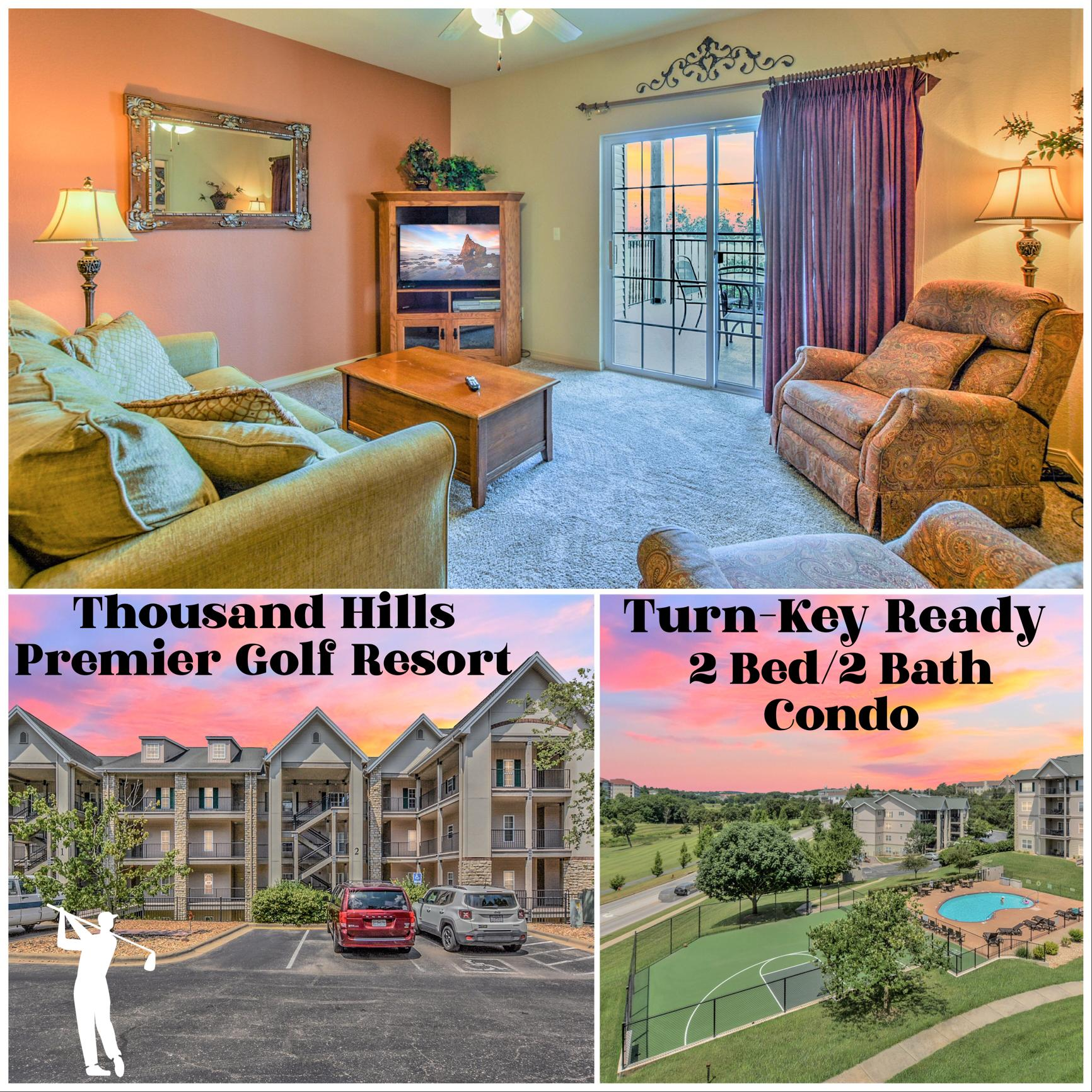 330 South Wildwood Drive UNIT 5 Branson, MO 65616