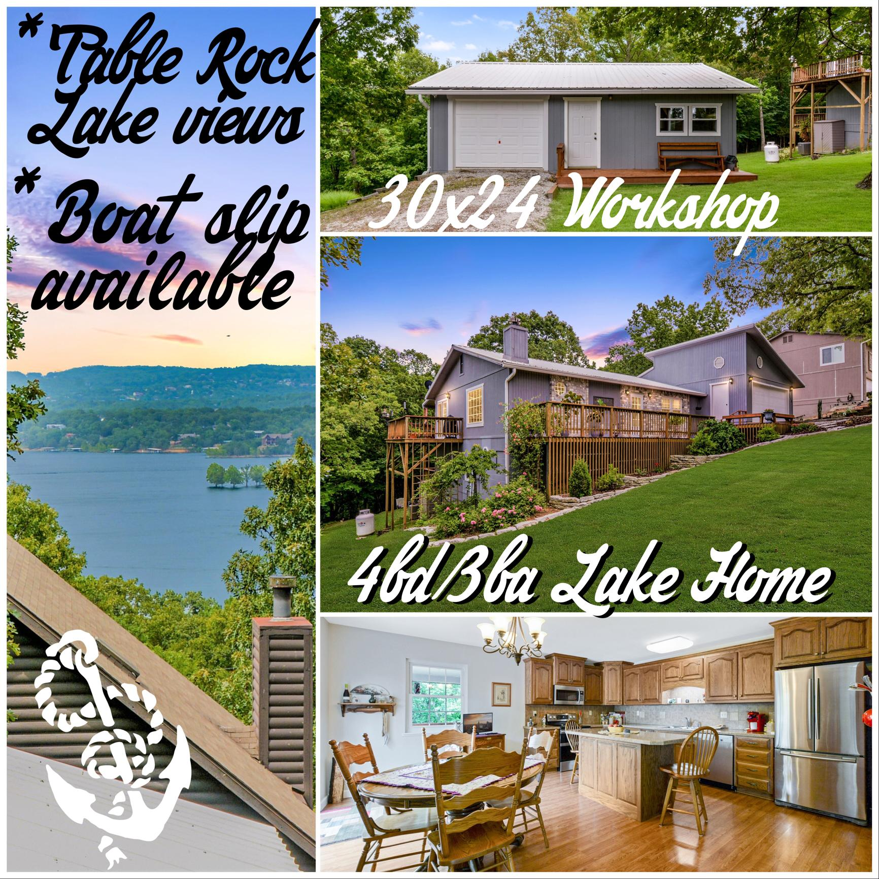 1313 Dogwood Village Lane Lampe, MO 65681