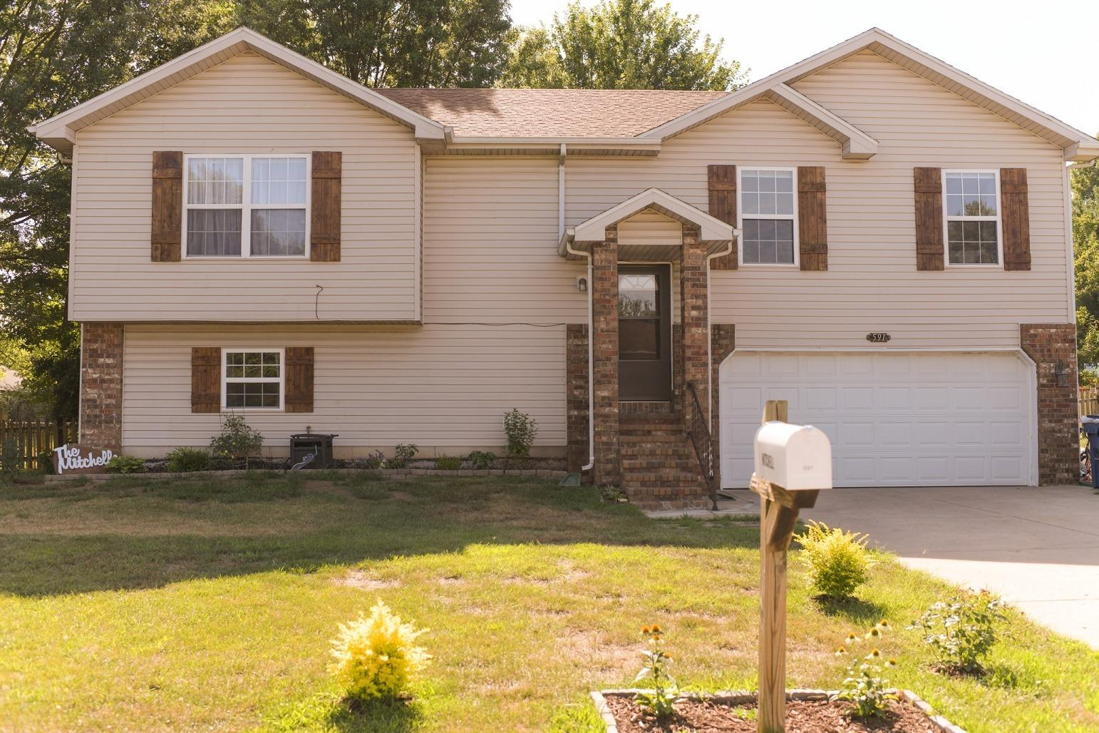 591 Clever Heights Court Clever, MO 65631