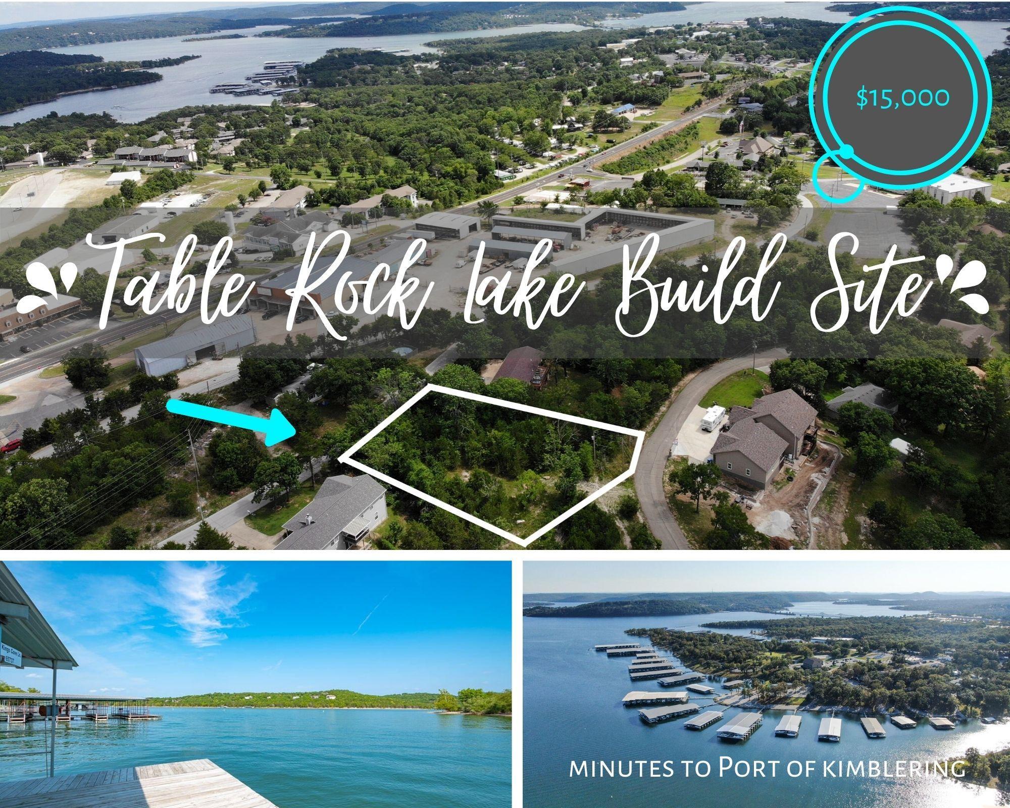 Lot 25 Trail Ridge Drive Kimberling City, MO 65686