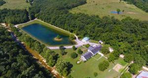 Zanoni Mill Ranch Aerial View
