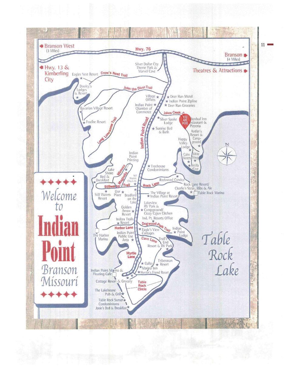 45 David Shawn Drive Indian Point, MO 65616