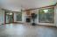 hearth room off kitchen