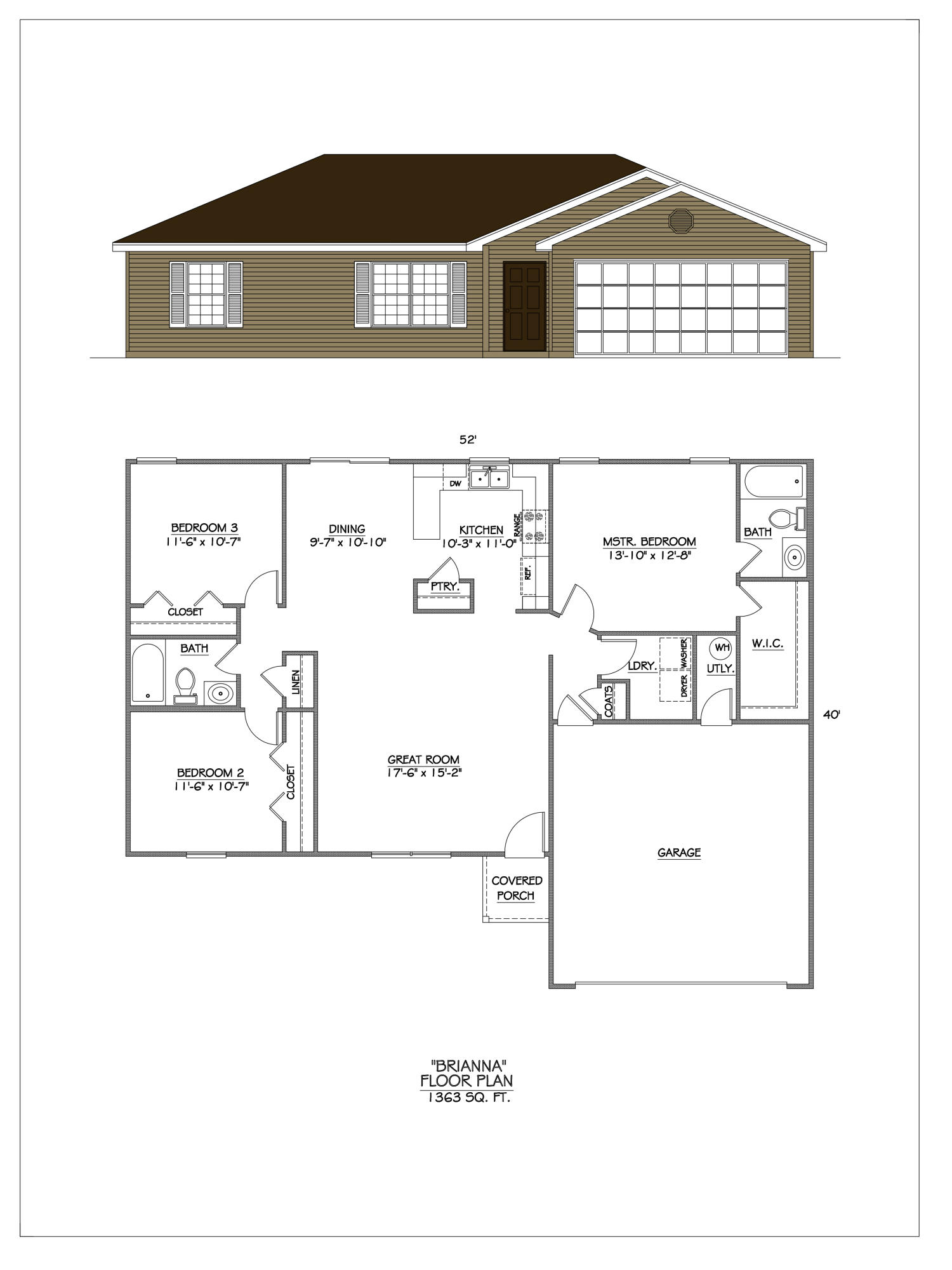 89 Romans Road UNIT Lot 13 Reeds Spring, MO 65737