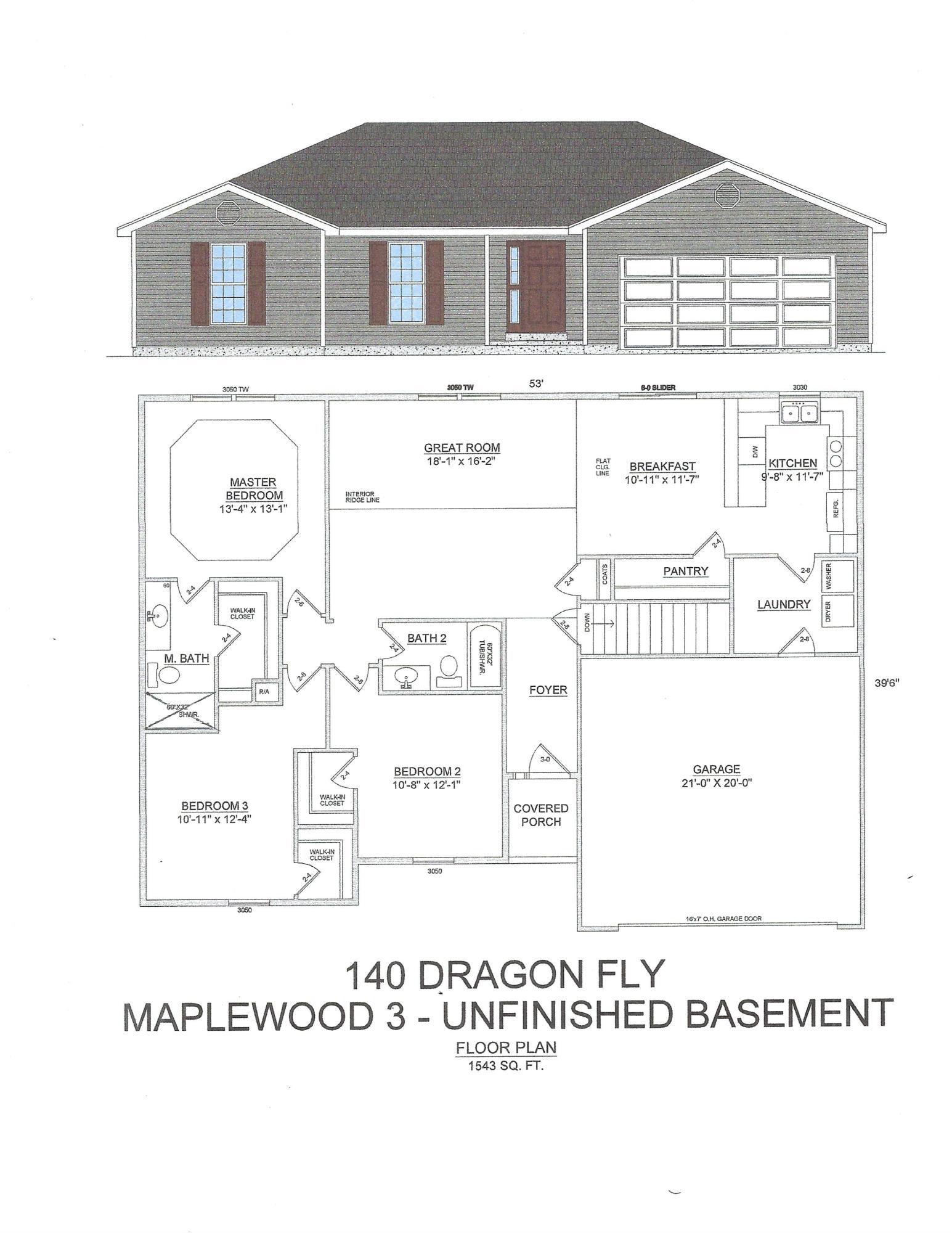 140 Dragonfly Lane UNIT Lot 25 Branson, MO 65616