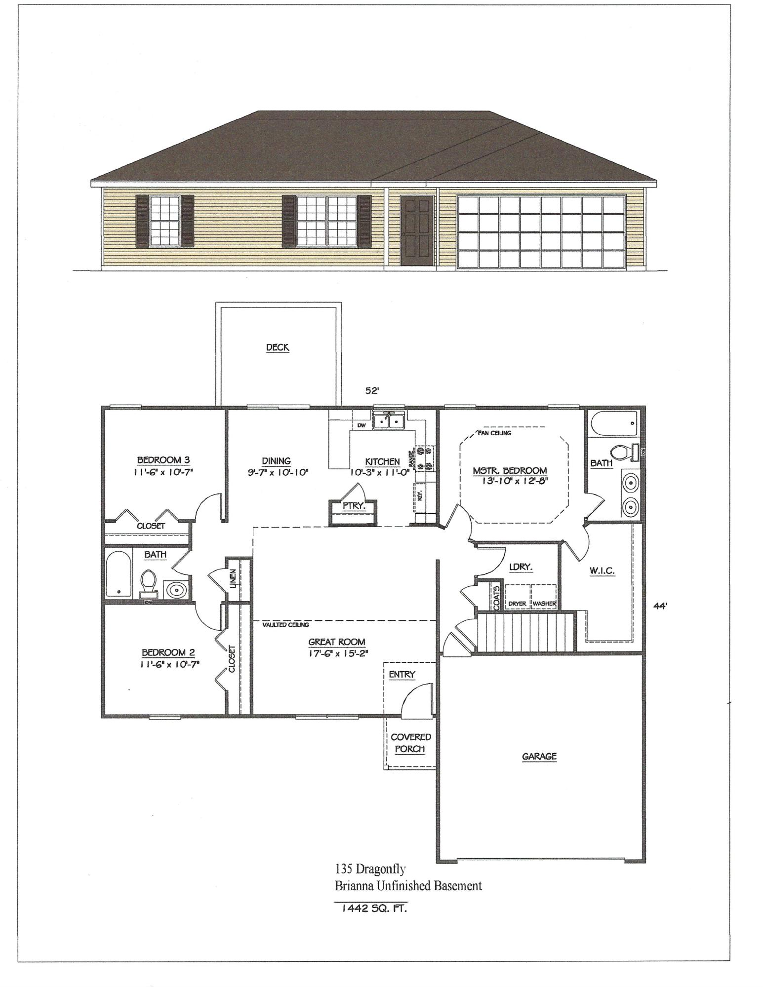 135 Dragonfly Lane UNIT Lot 24 Branson, MO 65616