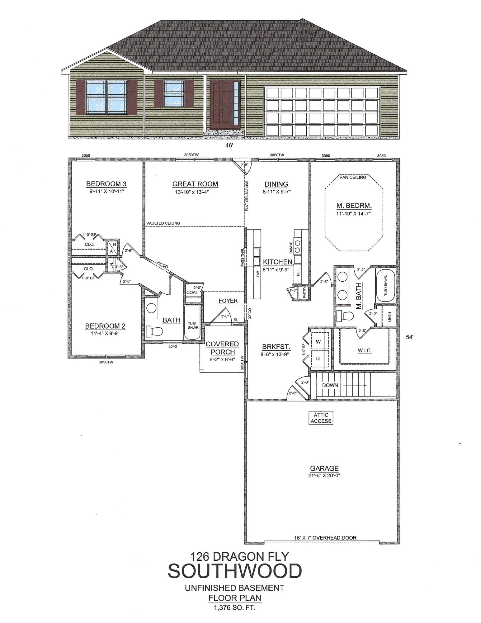 126 Dragonfly Lane UNIT Lot 26 Branson, MO 65616