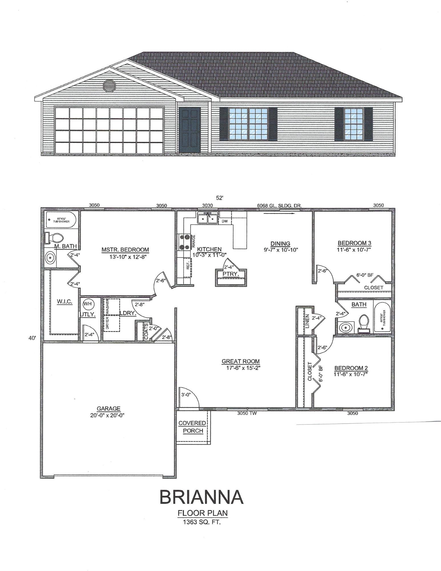 225 Ahner Lane UNIT Lot 76a Hollister, MO 65672