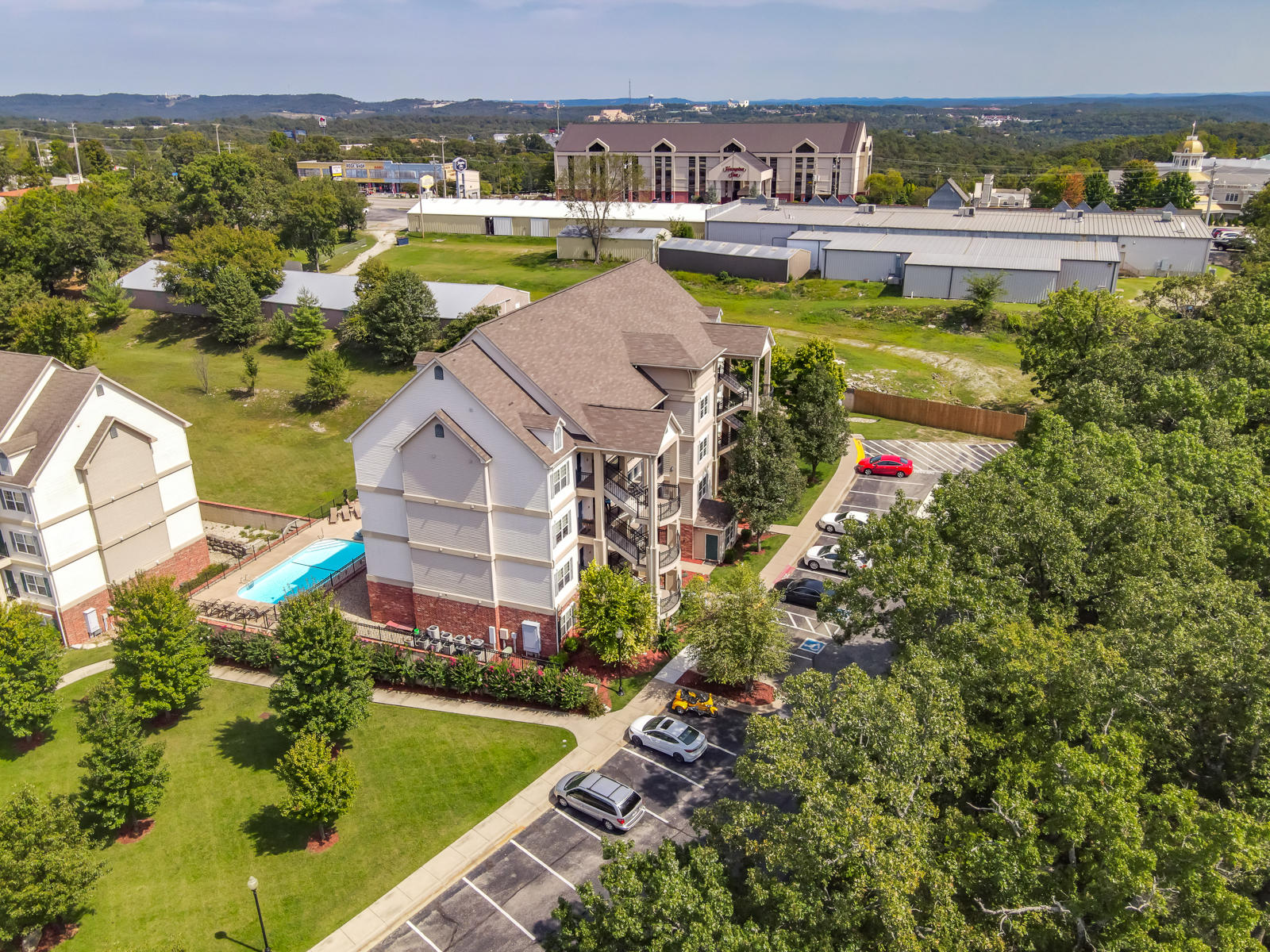 3830 Green Mountain Drive UNIT 202 Branson, MO 65616