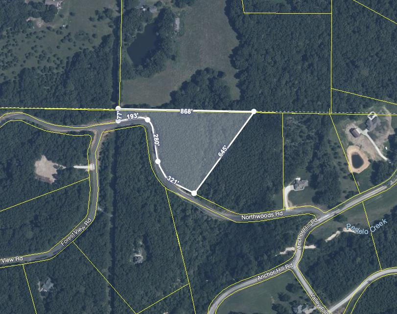 Lot 75 North Woods Road Rogersville, MO 65742