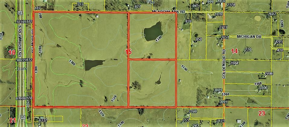 T B D Meadowlark Road Ozark, MO 65721