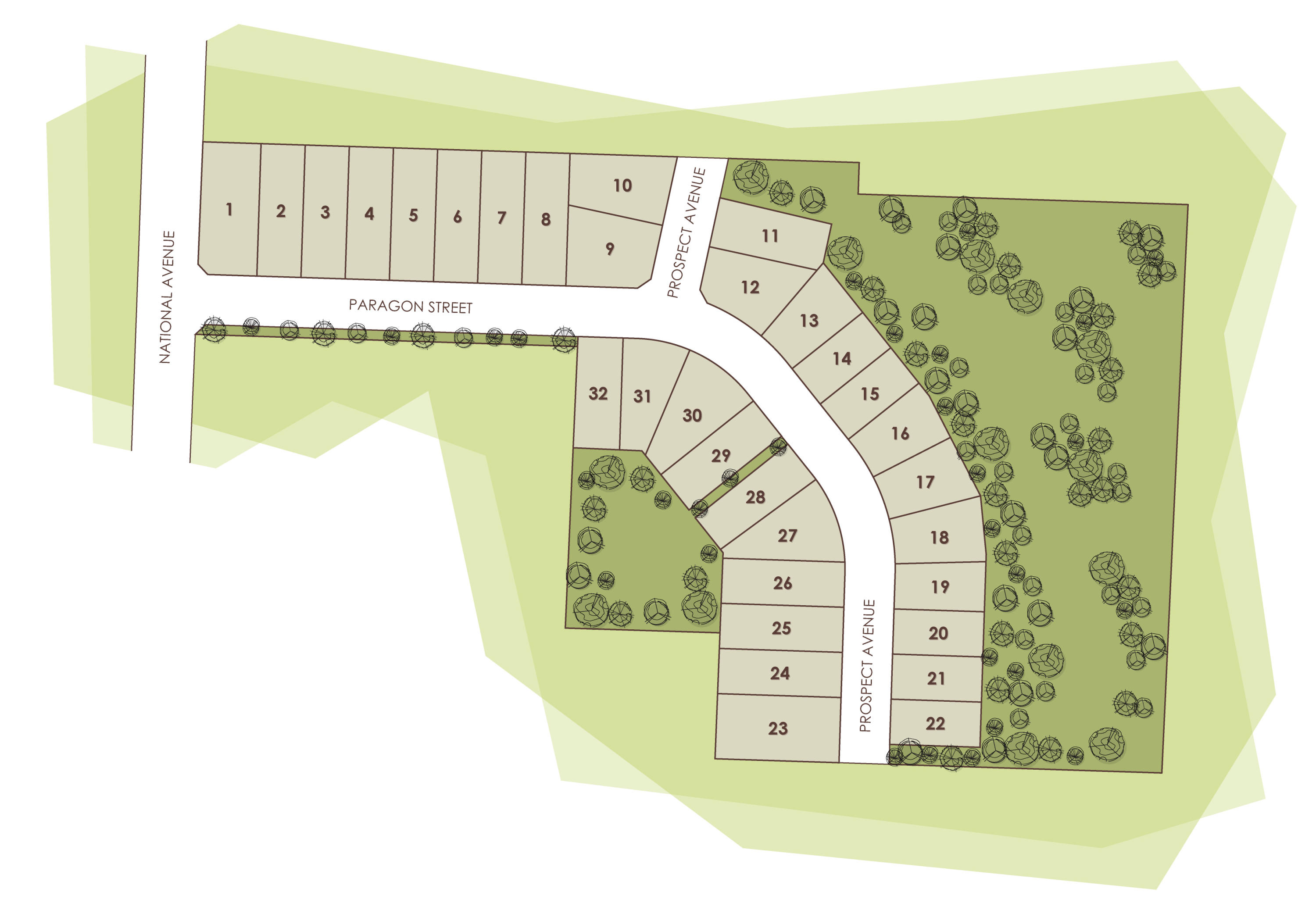 Lot 29-30 Paragon Court Springfield, MO 65803
