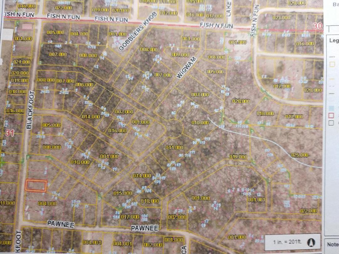 000 Blackfoot Drive UNIT Lot # 3 Shell Knob, MO 65747
