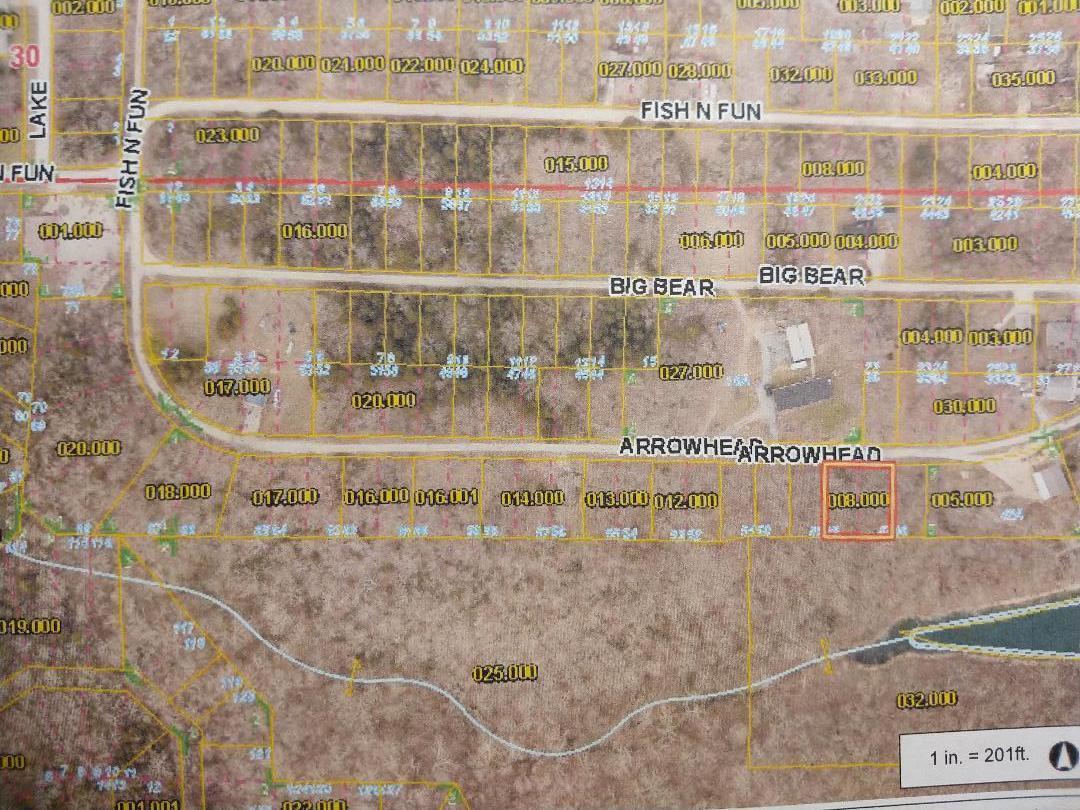 000 Arrowhead Circle UNIT Lots 47 & 48 Shell Knob, MO 65747