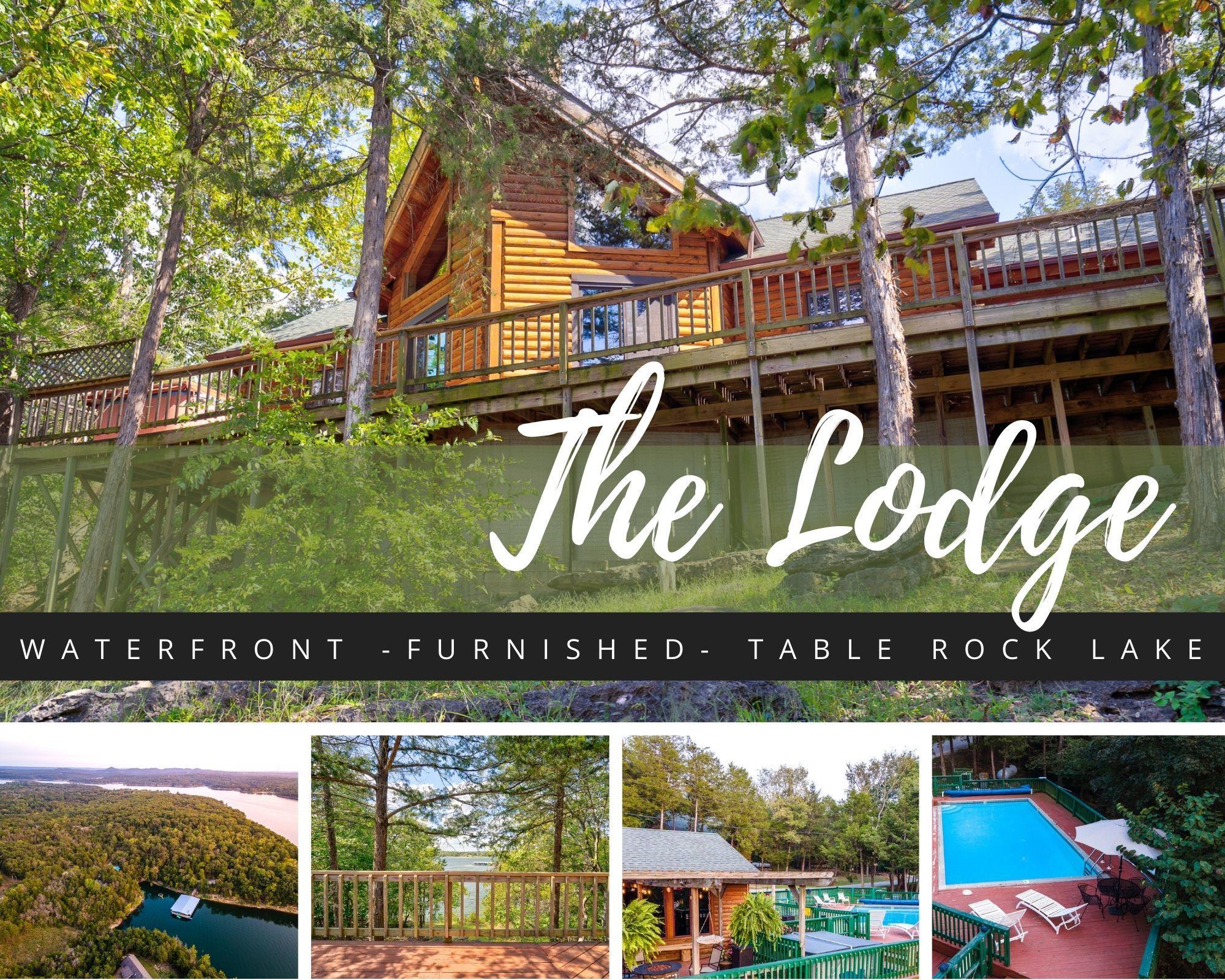22351 White Rock Lane UNIT Lodge Shell Knob, MO 65747