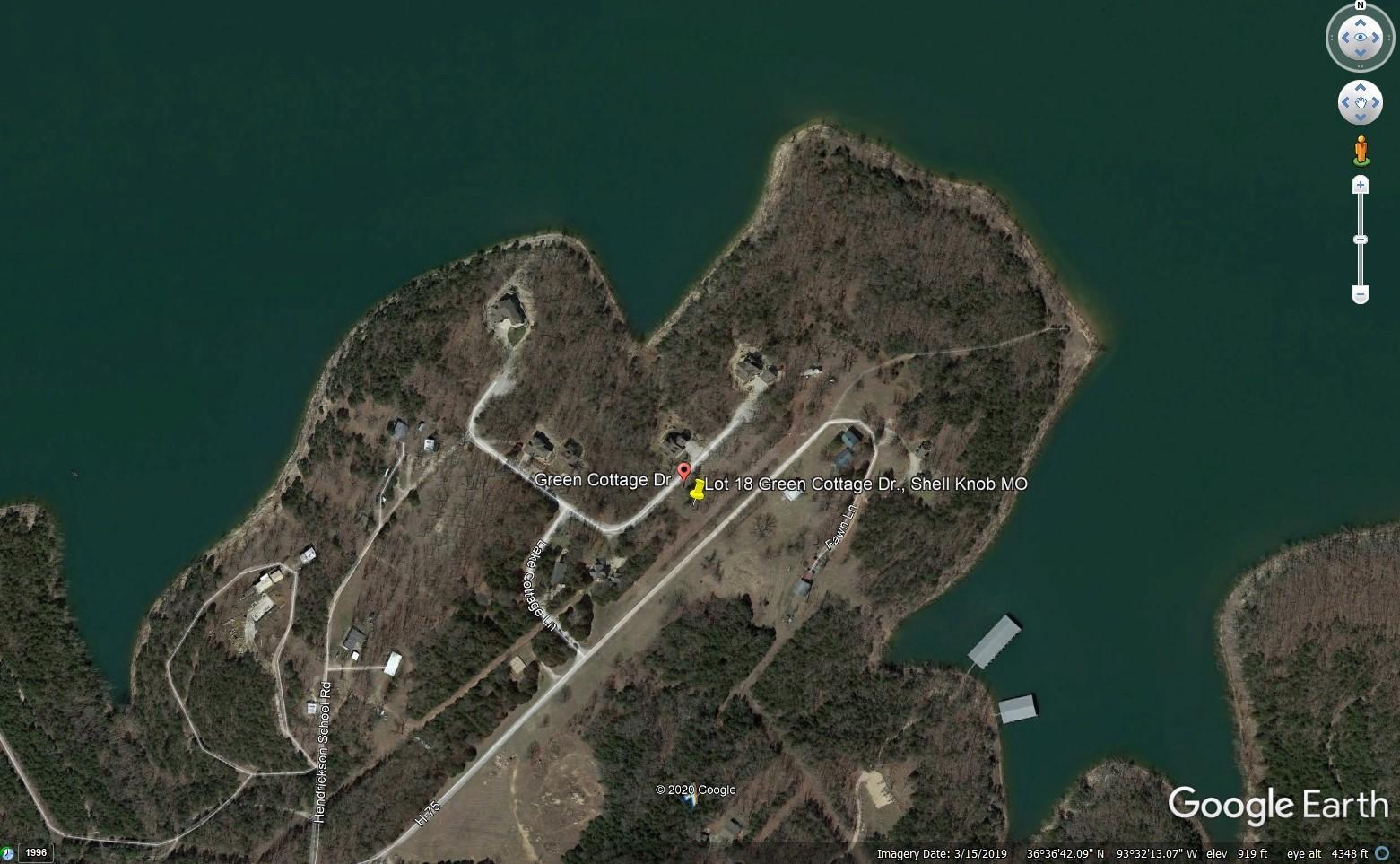 18 Green Cottage Drive Shell Knob, MO 65747