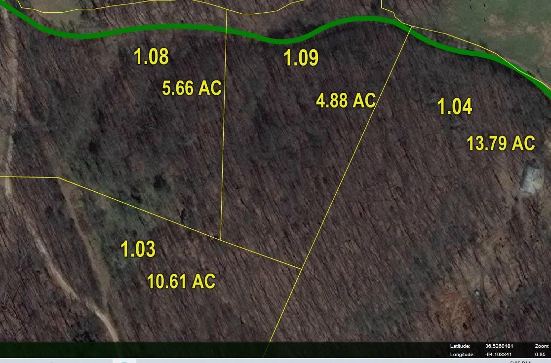 000 Post Oak Road UNIT 4.88 Acres Seligman, MO 65745