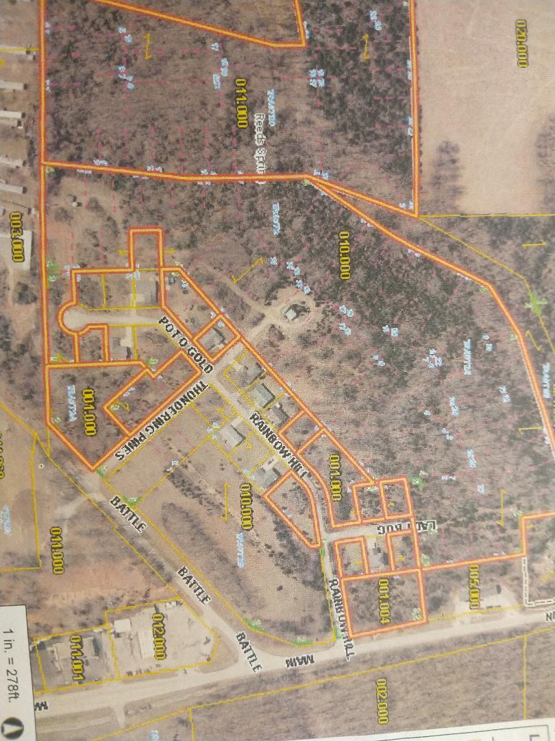 000 Rainbow Hill Lane/battle Rd. UNIT (Subdivision) Reeds Spring, MO 65737