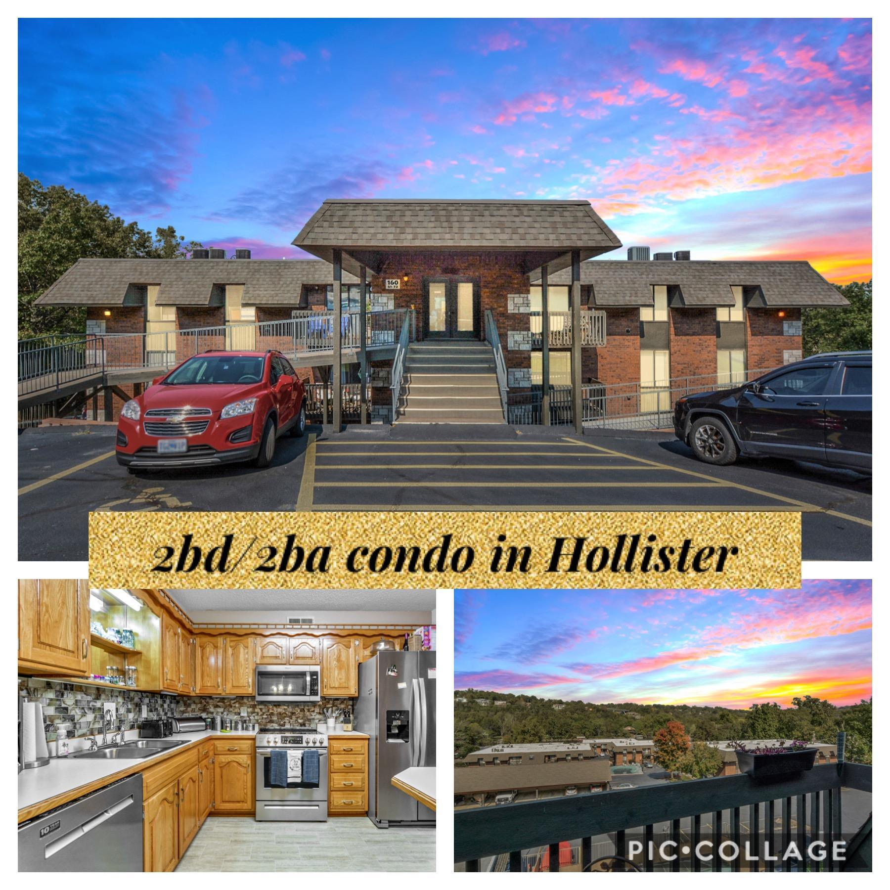 160 Wilshire Drive UNIT #70 Hollister, MO 65672