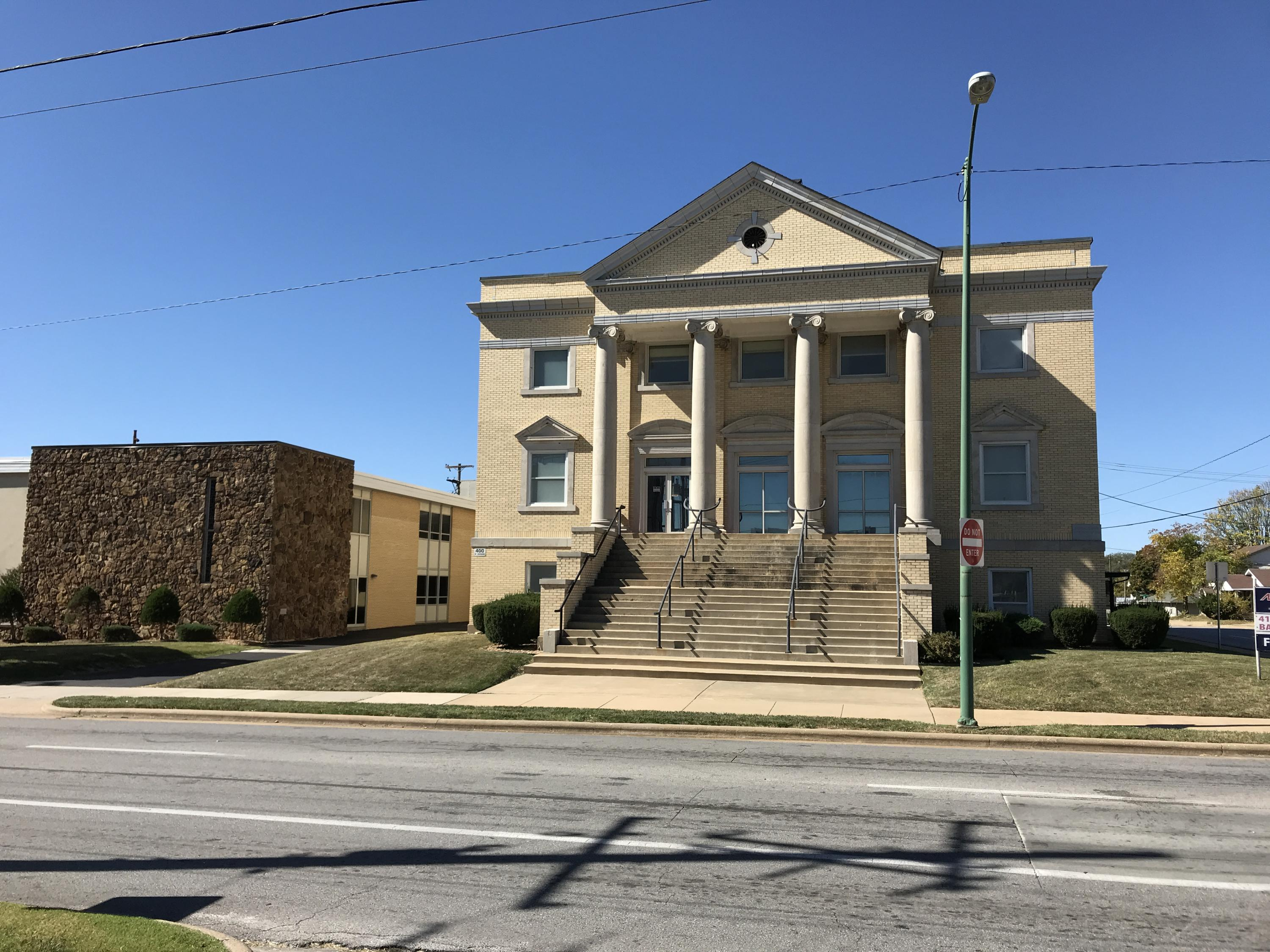 400 West Division Street Springfield, MO 65803