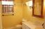 SITUATED BETWEEN THE SECOND AND THIRD BEDROOMS IS THIS FULL BATH.