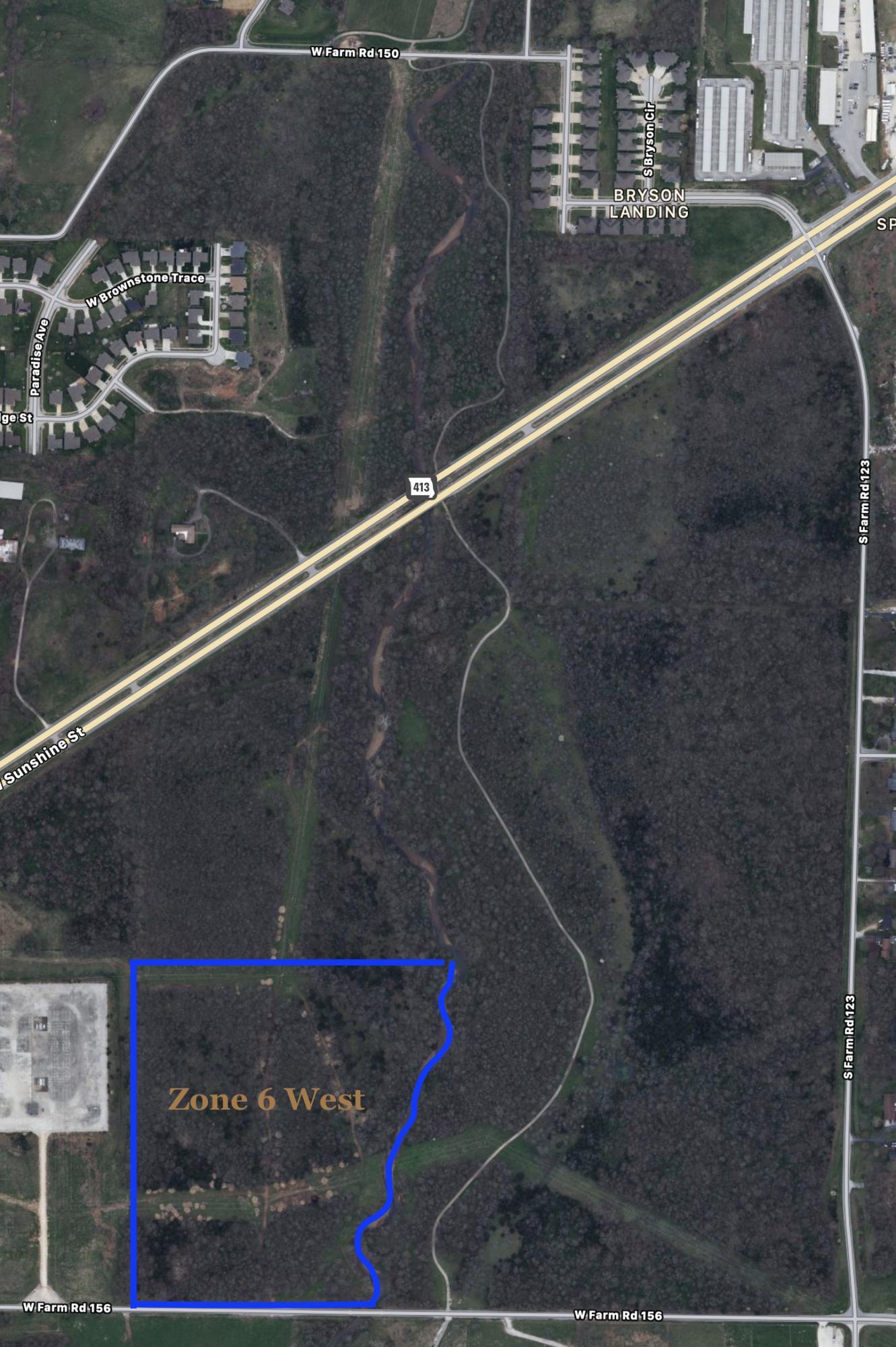 0000 Brookline Rd (farm Road 156 UNIT ''Zone 6w'' Springfield, MO 65807