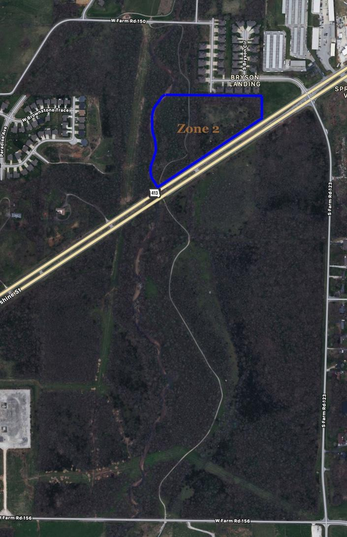0000 South Farm Road UNIT ''Zone 2'' Springfield, MO 65807
